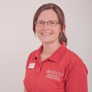 Kerstin Clasen, Tierarzthelferin