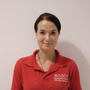 Miriam Lauterbach, Tiermedizinische Fachangestellte