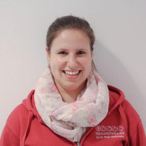 Lina Marie Jürgens, Auszubildende TMFA